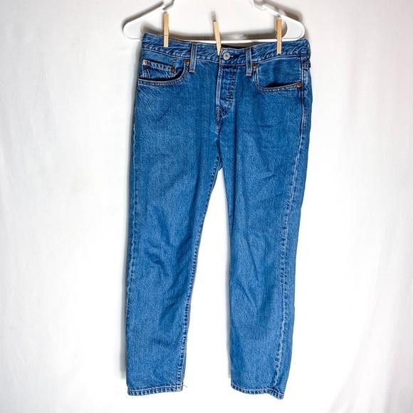 Levi's Denim - Levi's 501 CT Denim Jeans